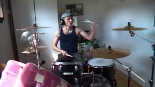 In Flames - March to the shore drum cover