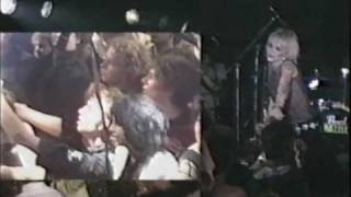 "HANOI ROCKS ""I Feel Alright"" (The Stooges Cover) Live at The Marquee 1983"