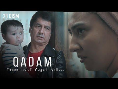 Qadam (o'zbek serial) | Кадам (узбек сериал) 28-qism