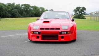 1981 Porsche 924 Carrera GTR for auction at the Silverstone Classic Sale