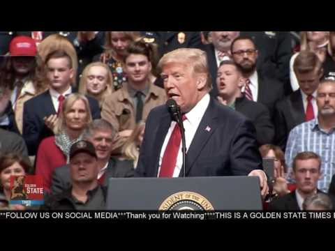 AMAZING: President Donald Trump Speaks at The Make America Great Again Rally in Nashville TN!!!