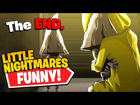 Rico's *NEW* Little Nightmares (Funny Compilation #13)  