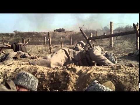 World war 1 - Russian attack  [Первая мировая война - Pусская атака]