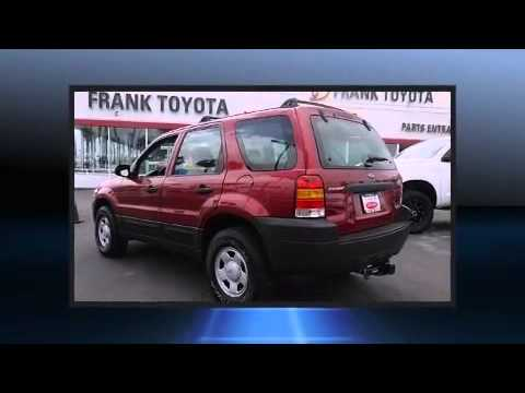 2007 Ford Escape XLS, CD PLAYER in National City, CA 91950