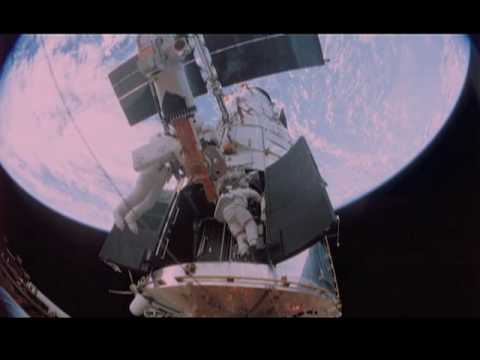 3D Movie Chronicles Space Shuttle Mission to Repair Hubble Telescope