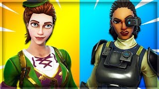 10 WORST FEMALE SKINS IN FORTNITE! (Fortnite Battle Royale)