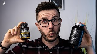 Gambar cover Qualia Mind vs Alpha Brain: And The Winner Is....