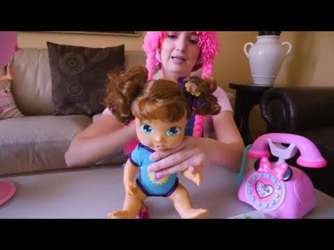 Salon de Belleza para Barbies, Baby Squad, Baby Alive y Princesas S3:E38