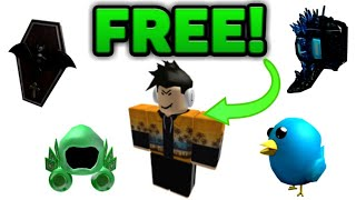 HOW TO MAKE COOL AVATAR ON ROBLOX FOR FREE!