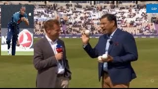 Waqar Younis Analysis of Jofra Archer Bowling and Yorkers