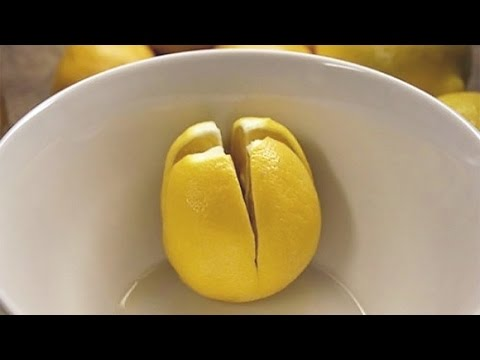 Here's Why You Should Place Sliced Lemons Beside Your Bed At Night | Natural Cures