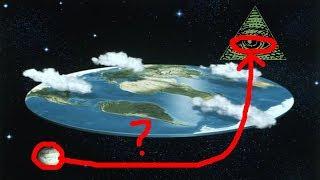 Płaska Ziemia to illuminati!?