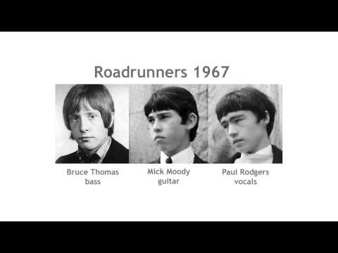 Roadrunners - Getting Mighty Crowded