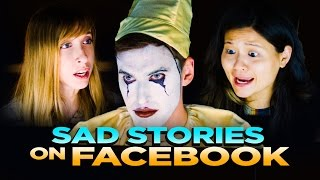 The Guy Who Only Posts Sad Stories On Facebook