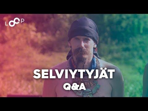 SELVIYTYJÄT Q&A WITH JUHANA HELMENKALASTAJA