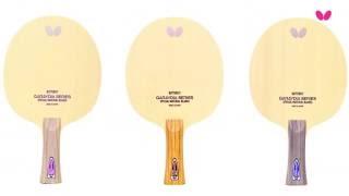 Garaydia T5000, ALC & ZLC Blades by Butterfly
