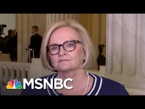 Claire McCaskill: Get Rid Of Conflicts Of Interest Before Confirmation Hearing | Morning Joe | MSNBC