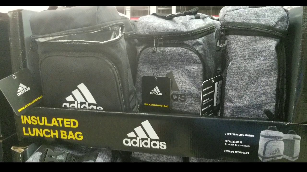 Costco! Adidas Excel Lunch Pack!  12.99!!! - YouTube 64df678ac6060
