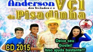 Véi da Pisadinha e Anderson dos Teclados CD 2015 Ao Vivo Completo