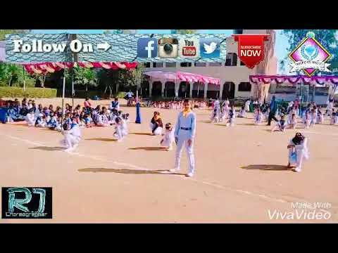 Dangal theme dance | Sportsmeet program | Diamond valley school | wish U a very happy new year 2019