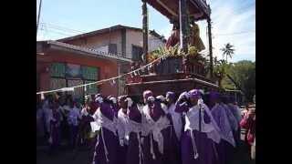 Semana santa Nahuizalco 2013 - Viernes Santos