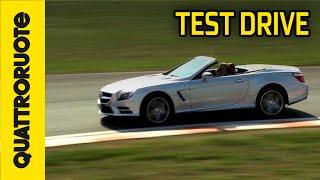 Mercedes SL 500 2014 Test Drive