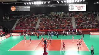 Japan vs Netherland l 2019 Volleyball Women Friendly Match