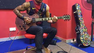 Dendang Remaja ~ A.Romzi - Guitar cover by Rody