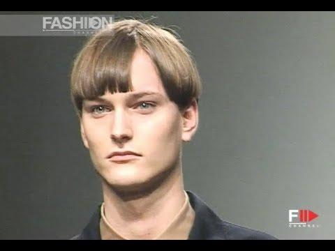 PRADA Fall Winter 1998 1999 Menswear Milan - Fashion Channel