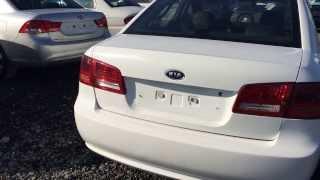 kia lotze video in korean used car