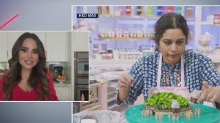 Baketopia: Rosanna Pansino talks new HBO Max baking competition series