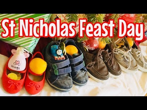 St nicholas day prayer