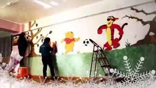 Видео про жидкие обои (шелковая штукатурка) SILK PLASTER от дилера  из Монголии(Жидкие обои (шелковая штукатурка) SILK PLASTER - современный, отделочный материал для стен и потолка.Материал..., 2014-12-17T14:11:11.000Z)