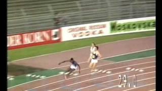 1977 World Cup 400m Hurdles - Ed Moses