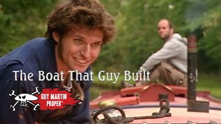 The Boat that Guy Built - the COMPLETE fourth episode | Guy Martin Proper
