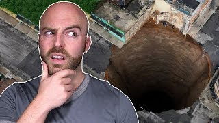 10 Most MYSTERIOUS HOLES on Earth!