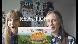 моя реакция на клип EXO Ko Ko Bop 🌴