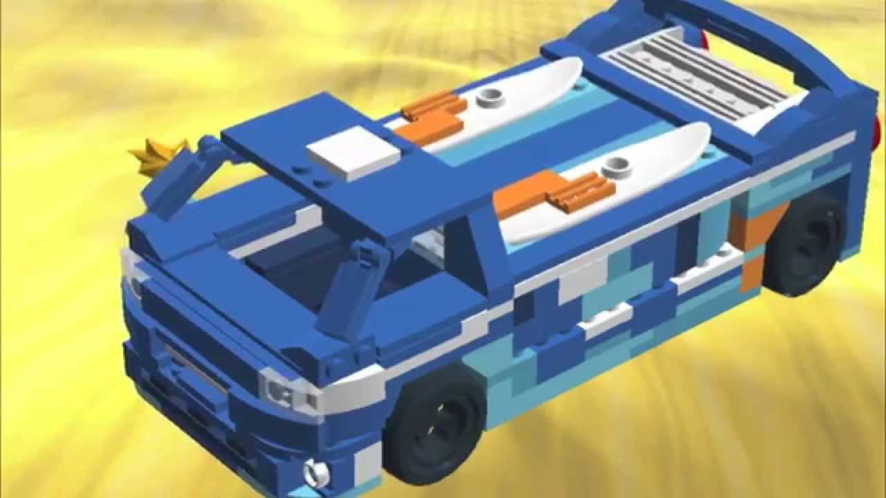 LEGO Highway 35: Wave Rippers - YouTube  LEGO Highway 35...