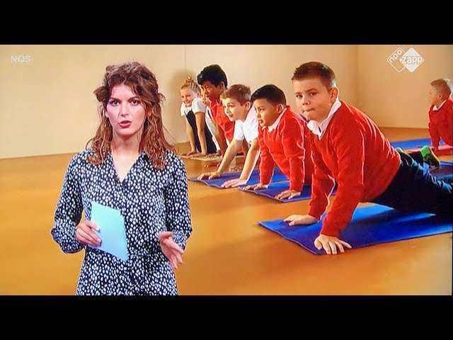 Yoga op basisscholen