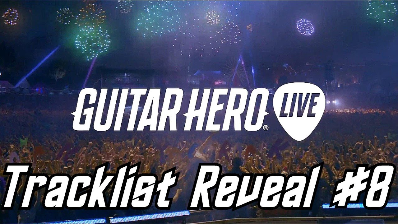 Guitar Hero 2 Tracklist : guitar hero live official tracklist setlist songlist reveal 8 youtube ~ Hamham.info Haus und Dekorationen