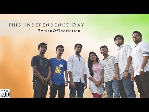 THE BLUFF || #07 VOICE OF THE NATION || INDEPENDENCE DAY SPECIAL || KIIT UNIVERSITY ||