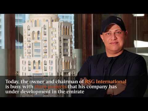 Raj Sahni talks about RSG International's ongoing Dubai projects