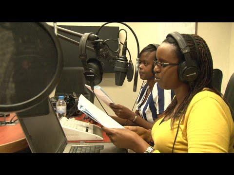 RWANDA: RADIO TECHNICIANS GRADUATE