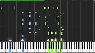 How Great Thou Art [Piano Tutorial] (Synthesia) // Payton Plays A Piano