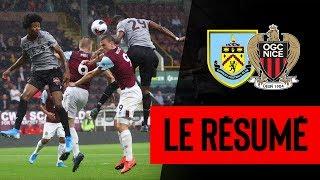 Burnley-Nice : le résumé (6-1)
