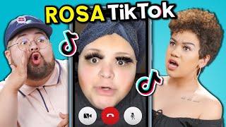 Download College Kids React To Rosa - TikTok Star @AdamRayOkay Mp3 and Videos
