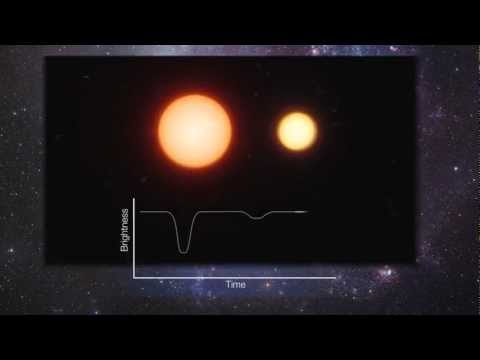 Measuring an Eclipsing Binary Star in the Large Magellanic Cloud | ESO Space Science HD