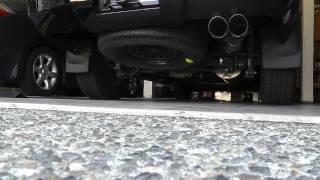 2011 Tahoe Corsa Exhaust vs. Stock (HD)
