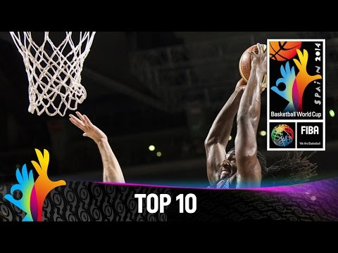 Top 10 Plays - 2014 FIBA Basketball World Cup
