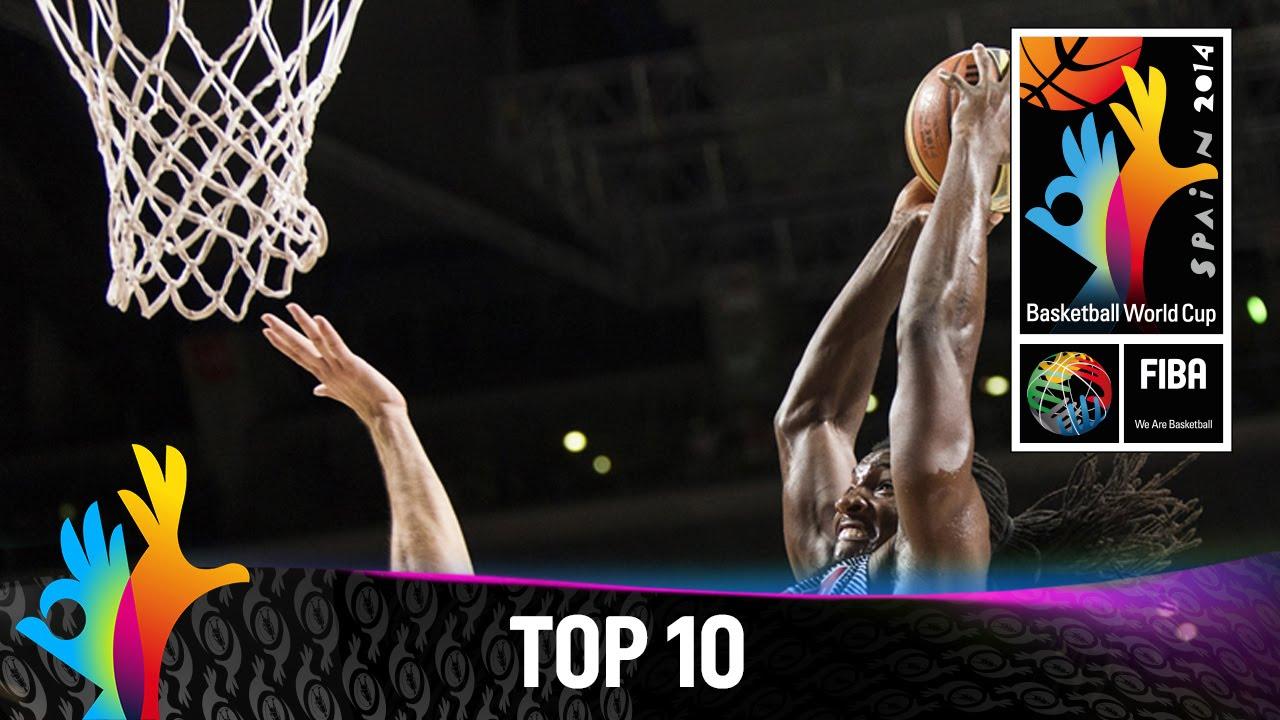 Top 10 Plays - 2014 FIBA Basketball World Cup